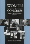 Cover of: Women of Congress