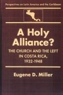 Cover of: A holy alliance?