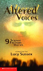 Cover of: Altered Voices