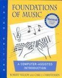 Foundations of music by Nelson, Robert