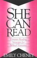 Cover of: She can read