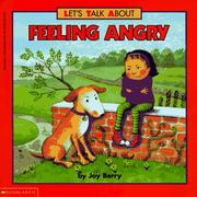 Cover of: Feeling angry