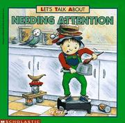 Cover of: Needing attention