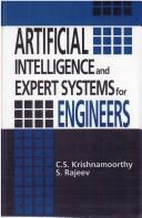 Cover of: Artificial intelligence and expert systems for engineers | C. S. Krishnamoorthy
