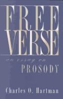 Free Verse: An Essay on Prosody