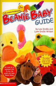 Cover of: The unauthorized Beanie Baby guide