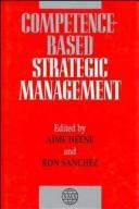 Cover of: Competence-based strategic management |