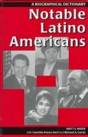 Cover of: Notable Latino Americans