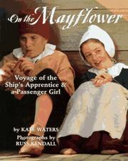 Cover of: On the Mayflower