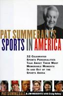 Cover of: Pat Summerall's sports in America
