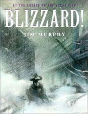 Cover of: Blizzard!: the storm that changed America