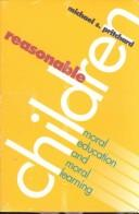 Cover of: Reasonable children