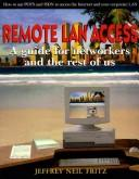 Cover of: Remote LAN access