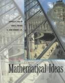 Cover of: Mathematical ideas. by Charles David Miller