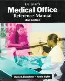 Cover of: Delmar's medical office reference manual