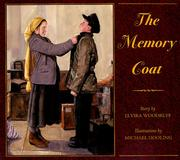 Cover of: The Memory Coat