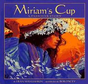 Cover of: Miriam's cup: a Passover story