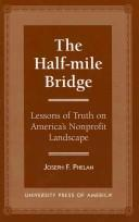 Cover of: The half-mile bridge