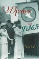 Cover of: Women for peace