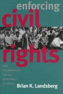 Cover of: Enforcing civil rights