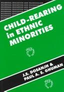 Cover of: Child-rearing in ethnic minorities