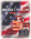 Cover of: America's problems