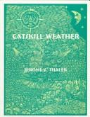 Cover of: Catskill weather | Jerome S. Thaler