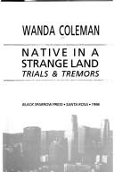 Cover of: Native in a strange land