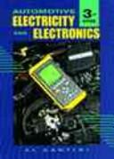 Cover of: Automotive electricity and electronics