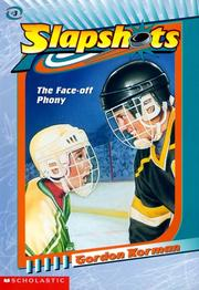 Cover of: The face-off phony