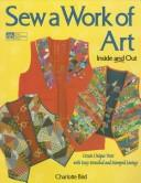 Cover of: Sew a work of art