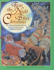 Cover of: 'Twas the night b'fore Christmas