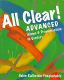Cover of: All clear! advanced