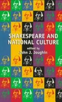 Cover of: Shakespeare and national culture