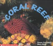 Cover of: Coral reef: Arrecife de coral (Science emergent reader)