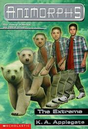 Cover of: The Extreme (Animorphs 27)