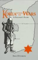 Cover of: Korea between the wars