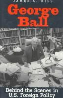 Cover of: George Ball