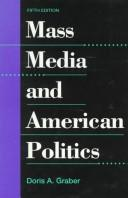 Cover of: Mass media and American politics