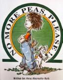 Cover of: No more peas, please!