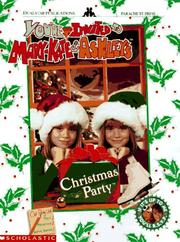 Cover of: You're invited to Mary-Kate & Ashley's Christmas party