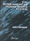 Cover of: The Inter-American human rights system
