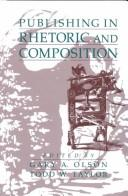 Cover of: Publishing in rhetoric and composition |