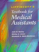 Cover of: Lippincott's textbook for medical assistants