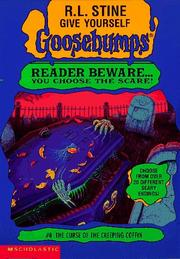Cover of: The Curse of the Creeping Coffin (Give Yourself Goosebumps, No 8) | R. L. Stine