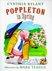 Cover of: Poppleton in Spring (Poppleton)