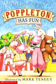 Cover of: Poppleton Has Fun (Poppleton)
