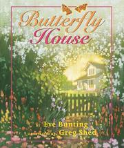 Cover of: Butterfly house