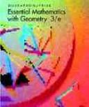 Cover of: Essential mathematics with geometry