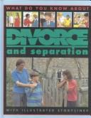 Cover of: Divorce and separation